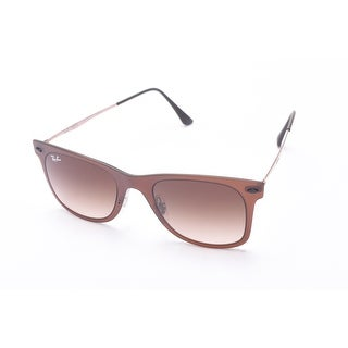 Ray-Ban Wayferer Light Ray Sunglasses Brown - Small
