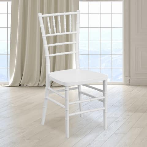 Resin Stacking Chiavari Chair - Hospitality and Event Seating