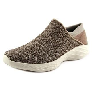 Skechers You Women  Round Toe Synthetic Tan Walking Shoe