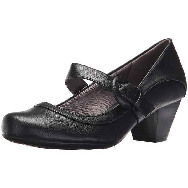 568f99afd3c Shop LifeStride Womens Rozz Round Toe Mary Jane Pumps - 7.5 - Free ...