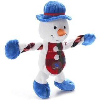 CHARMING PETS CHRISTMAS Pulleez Snowman