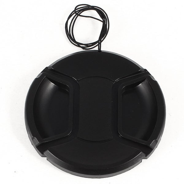 Unique Bargains DSLR Camera Front Lens Cap Cover Protector 72mm for Video Camcorders