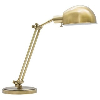 "House of Troy AD450 Addison 1 Light 24""-32"" Adjustable Height Desk Lamp"