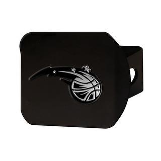 "NBA - Orlando Magic Black Hitch Cover 4.5""x3.37"""