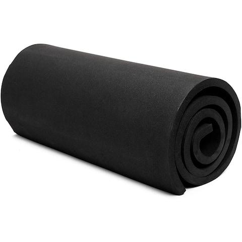 EVA Foam Sheet Roll (10mm, Black)