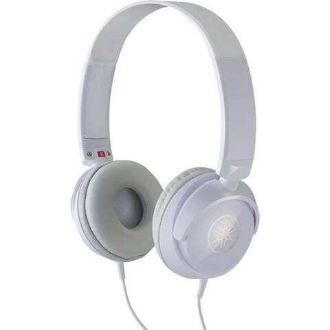 Yamaha HPH-50WH Stereo Instrument Headphones White
