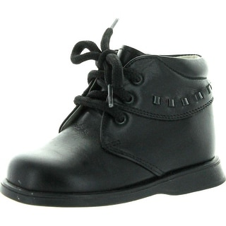 Oxford Girls 2077 Made In Italy Lace Up Booties