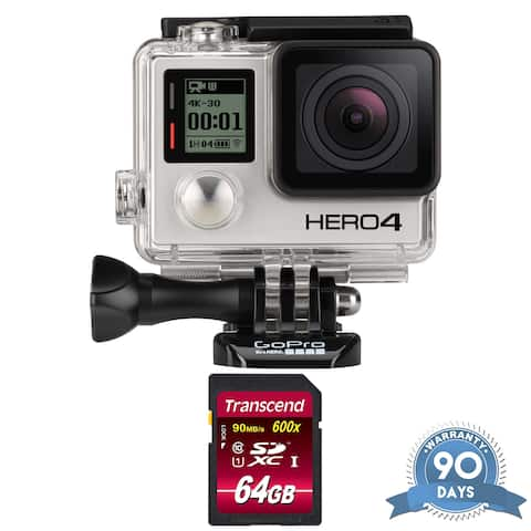GoPro HERO7 Black - with Memory Card -