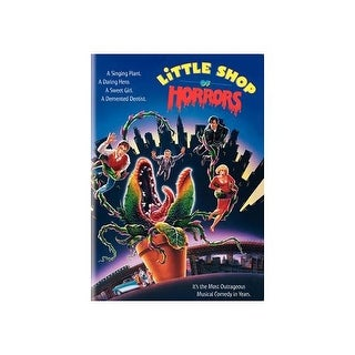 LITTLE SHOP OF HORRORS (DVD/1986/RE-PKG/ECO)