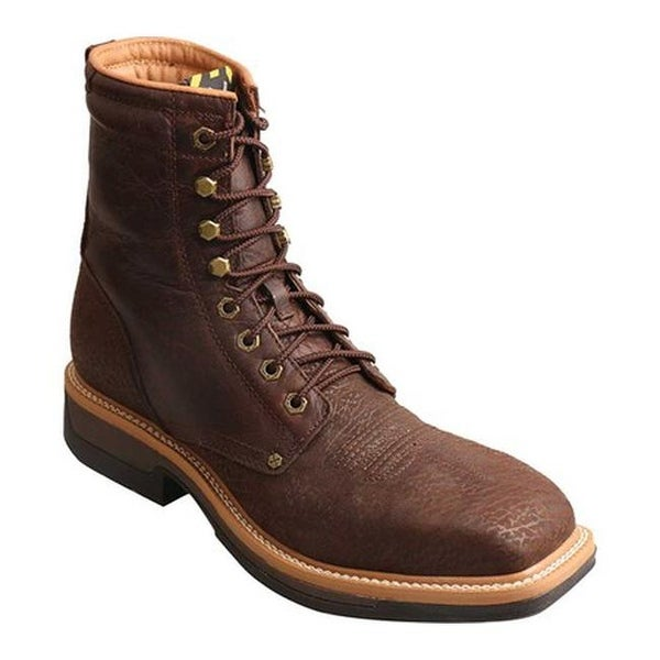 5245a73cd93 Shop Twisted X Boots Men's MLCWL03 Lightweight Cowboy Work Boot ...