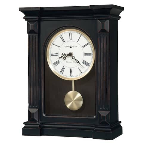 Howard Miller Mia Chiming Mantel Clock with Pendulum
