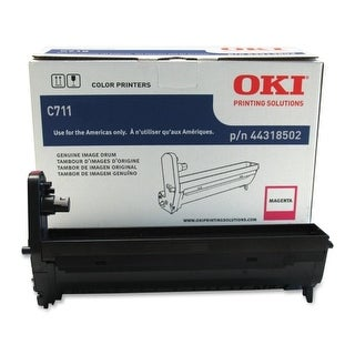 OKI  Drum Unit - Magenta 44318502 Oki Imaging Drum Unit - 20000 Page - 1 Pack