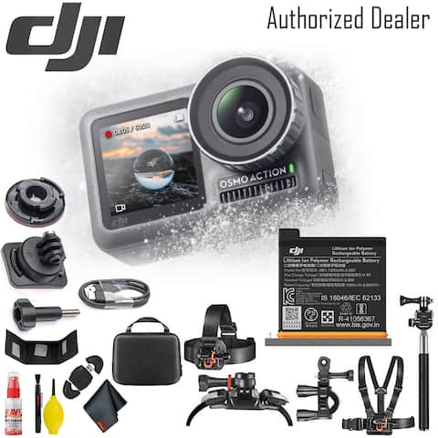 DJI Battery for Osmo Action Camera - Kit - Osmo ActionCamera & More