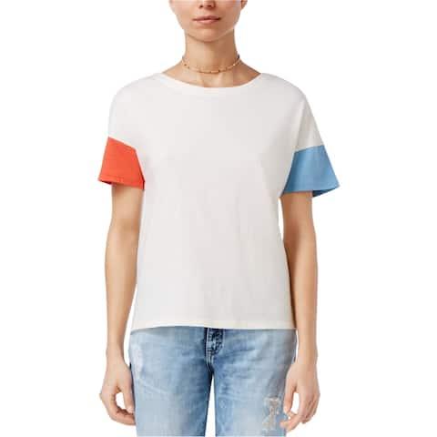 Ban.Do Womens Colorblocked Basic T-Shirt
