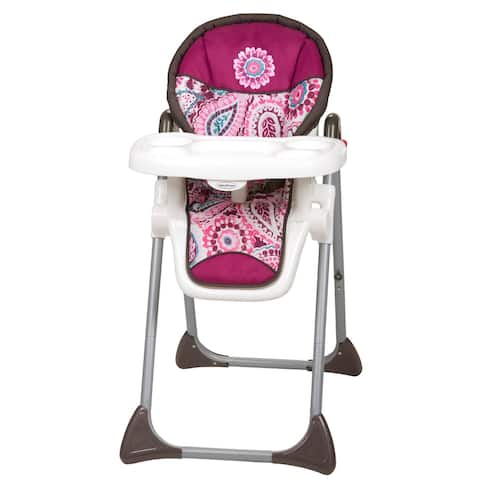 Baby Trend Sit Right High Chair,Paisley