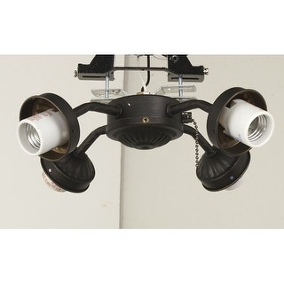 Ellington Fans EUB42 4 Light Ceiling Fan Light Kit