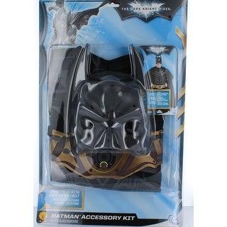 The Dark Knight Rises Batman Accessory Kit Adult Standard