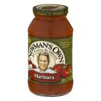 Newman's Own Marinara Pasta Sauce - Case of 12 - 23.5 oz.