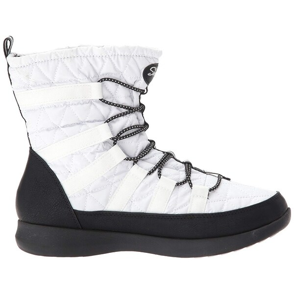 barbería Nos vemos Chillido  Boots Clothing, Shoes & Accessories Skechers Women's Boulder Snow Boot  Black, myself.co.ls