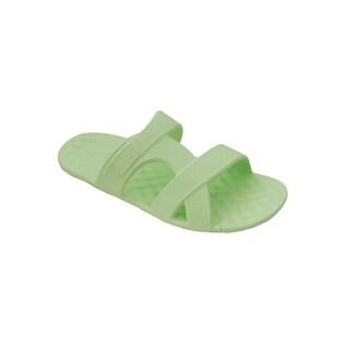 Men's 7.5-8.5 Green IB EVA Slippers
