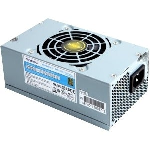 Antec MT-352 Antec MT-352 Micro ATX Power Supply - 110 V AC, 220 V AC Input Voltage - 1 Fans - Internal - 88% Efficiency - 350 W