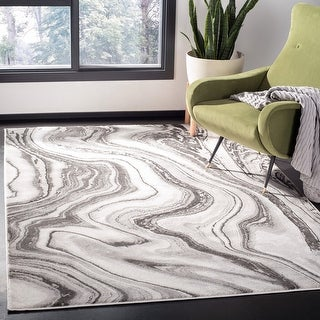 Link to Safavieh Craft Clytie Modern Abstract Rug Similar Items in Rugs