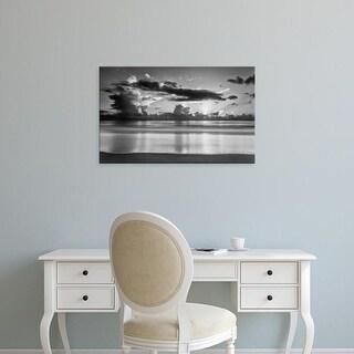 Easy Art Prints Robert J. Amoruso's 'Atlantic Sunrise No. 19' Premium Canvas Art