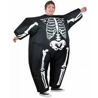 Costumes for all Occasions SS64368G Inflatable Skeleton Costume