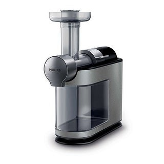 """Philips Micro Masticating Juicer - Silver Juicer"""