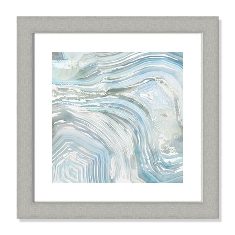 Agate in Blue II