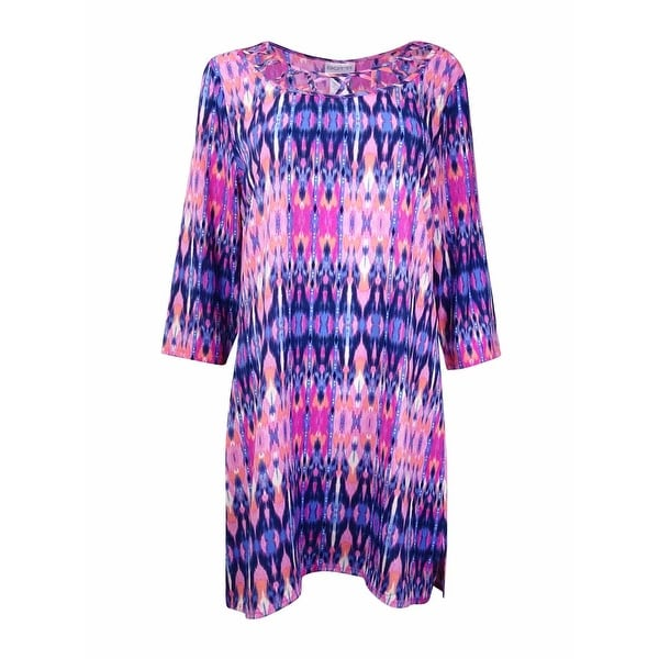 Dotti Women's Printed Shift Swimsuit Coverup