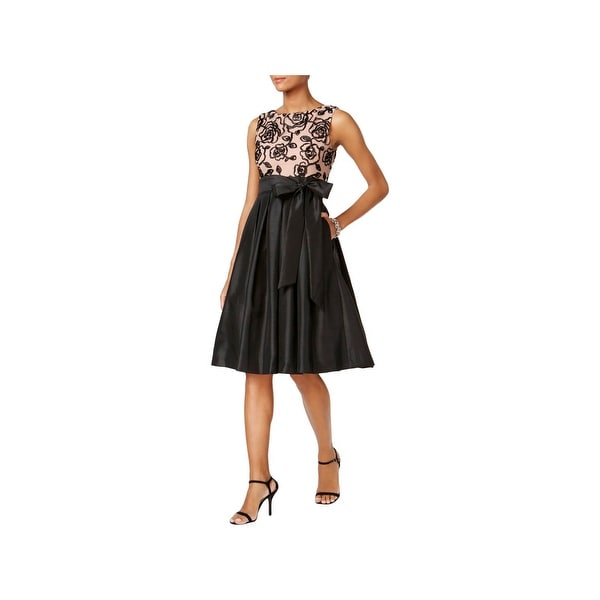 Shop Jessica Howard Womens Missy Party Dress Fit Amp Flare