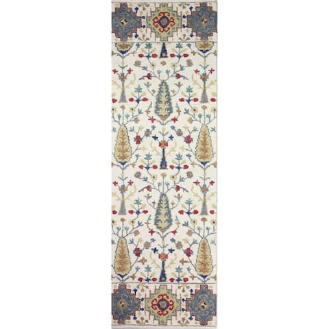 Bashian Narice Transitional Hand Tufted Area Rug