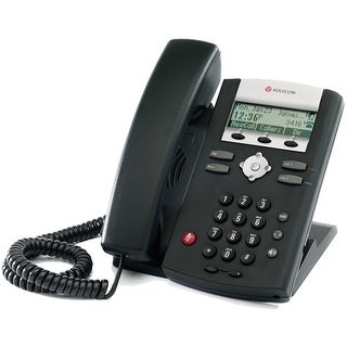 Refurbished Polycom 2200-12365-025-R SoundPoint IP 331 2-Line IP Phone (POE)