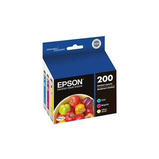 Epson T200520M Durabrite Ultra Color MultiPack CMY
