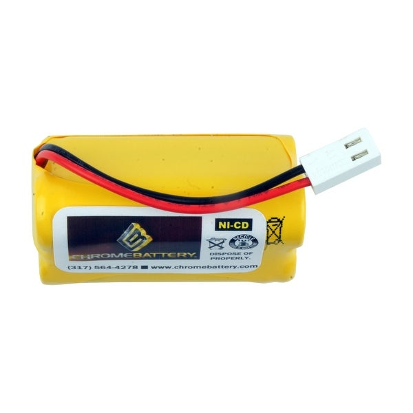 Emergency Lighting Replacement Battery for Interstate - NIC0799