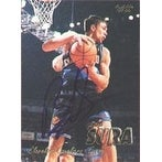 Bob Sura Cleveland Cavaliers 1998 Fleer Autographed Card This item comes with a certificate of aut