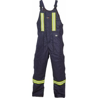 Helly Hansen Workwear Mens Falher Bib Pant - Navy - L