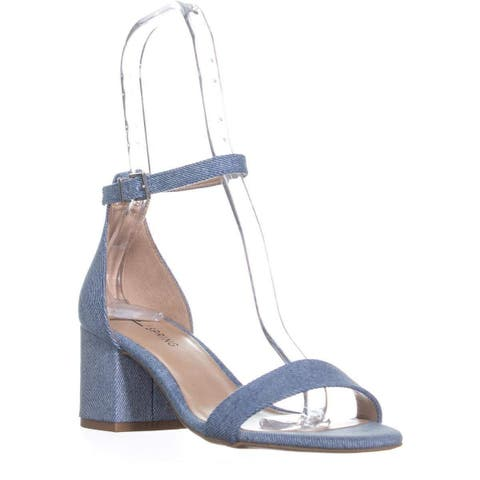 99a67a77f4 Call It Spring Womens Stangarone Fabric Open Toe Casual Ankle Strap Sandals