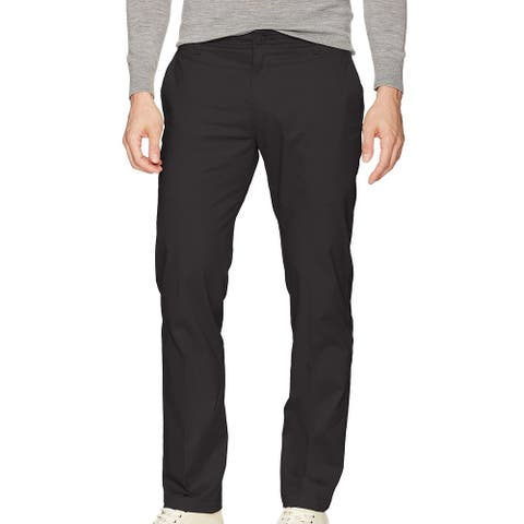 Lee Mens Pants Black Size 40x29 Extreme Comfort Straight Leg Stretch