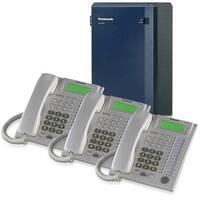 Panasonic KX-TDA50G-7736W Hybrid IP PBX System
