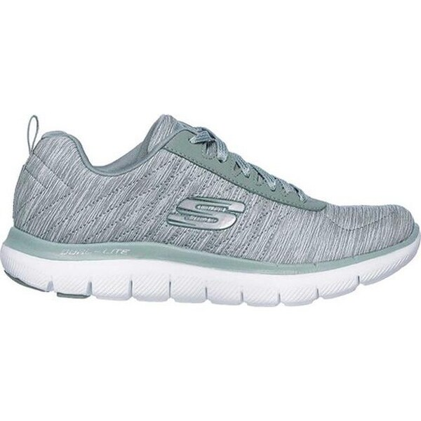 Shop Skechers Women's Flex Appeal 2.0 Training Sneaker Sage