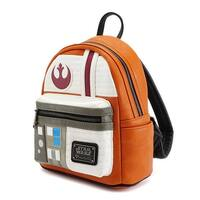 Loungefly X Star Wars Rebel Cosplay Mini Backpack - One Size Fits most