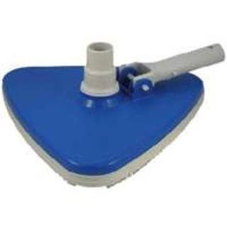 Jed 30-164 Triangular Vinyl Pool Vaccuum 11"