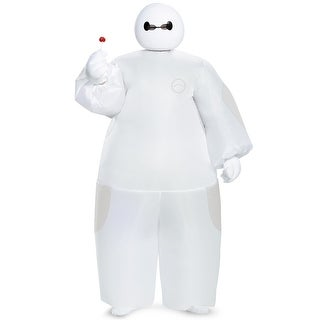 Disguise White Baymax Inflatable Child Costume - Standard