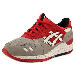 Asics Gel-Lyte III Round Toe Synthetic Running Shoe
