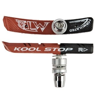 Kool Stop Dual Compound Brake Pads for Mountain Bikes