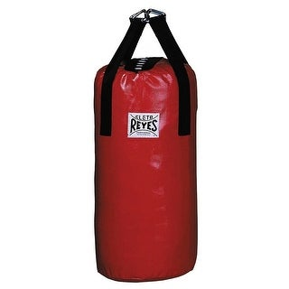 Cleto Reyes Small Nylon-Canvas Punching Bag - Unfilled
