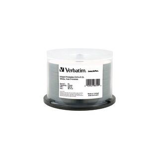 Verbatim 98319 DVD R Dual Layer Recordable Disc DVD+R Dual Layer Recordable Disc