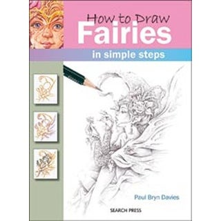 How To Draw Fairies - Search Press Books